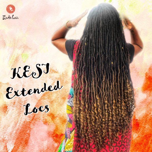 long hair goddess locs